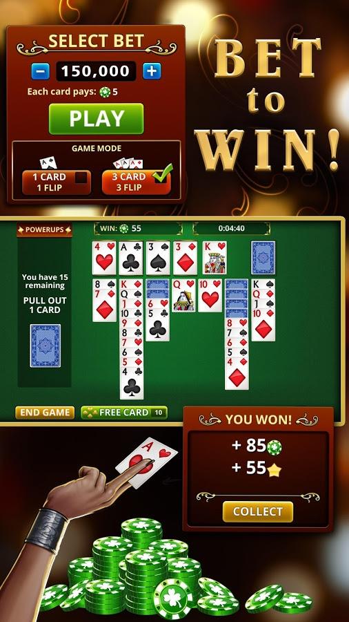 Solitaire Vegas 2