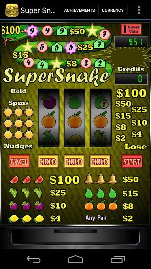 Super Snake Slot Machine 2
