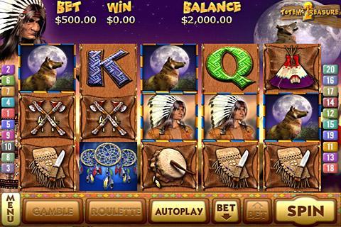 Totem Treasure 2 2