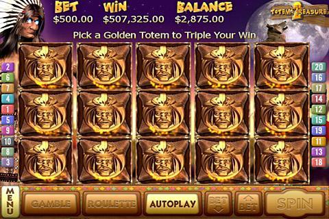Totem Treasure 2 3