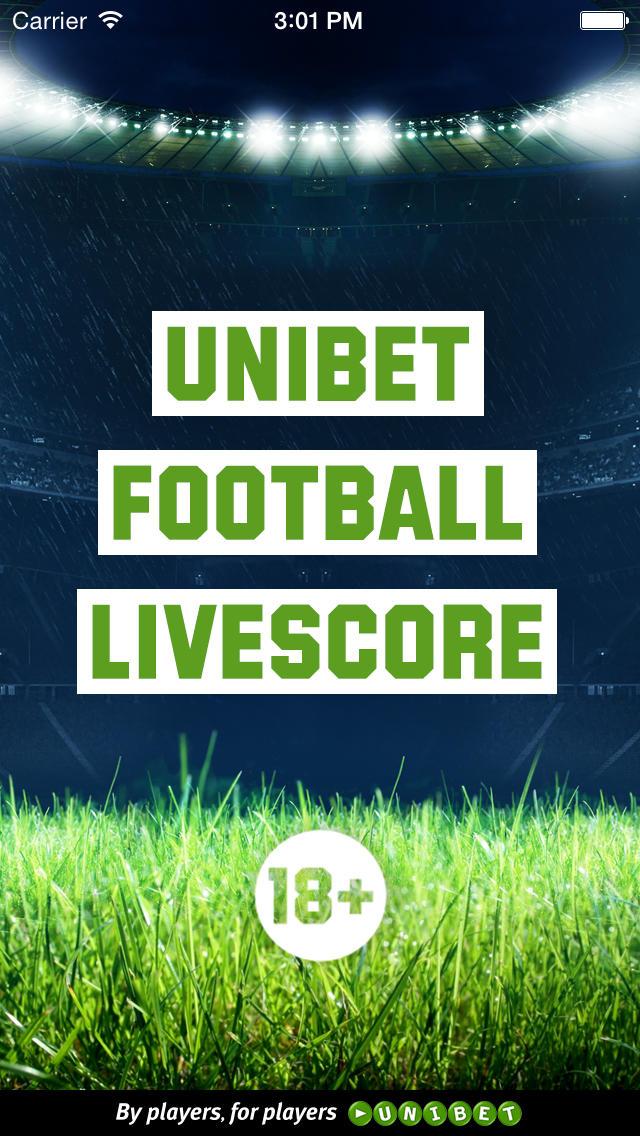 Unibet Soccer Livescore 2