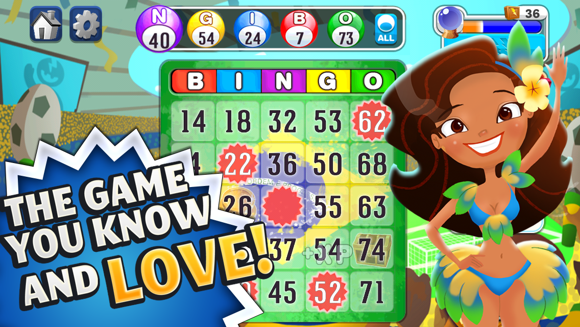 Bingo by Alisa 3