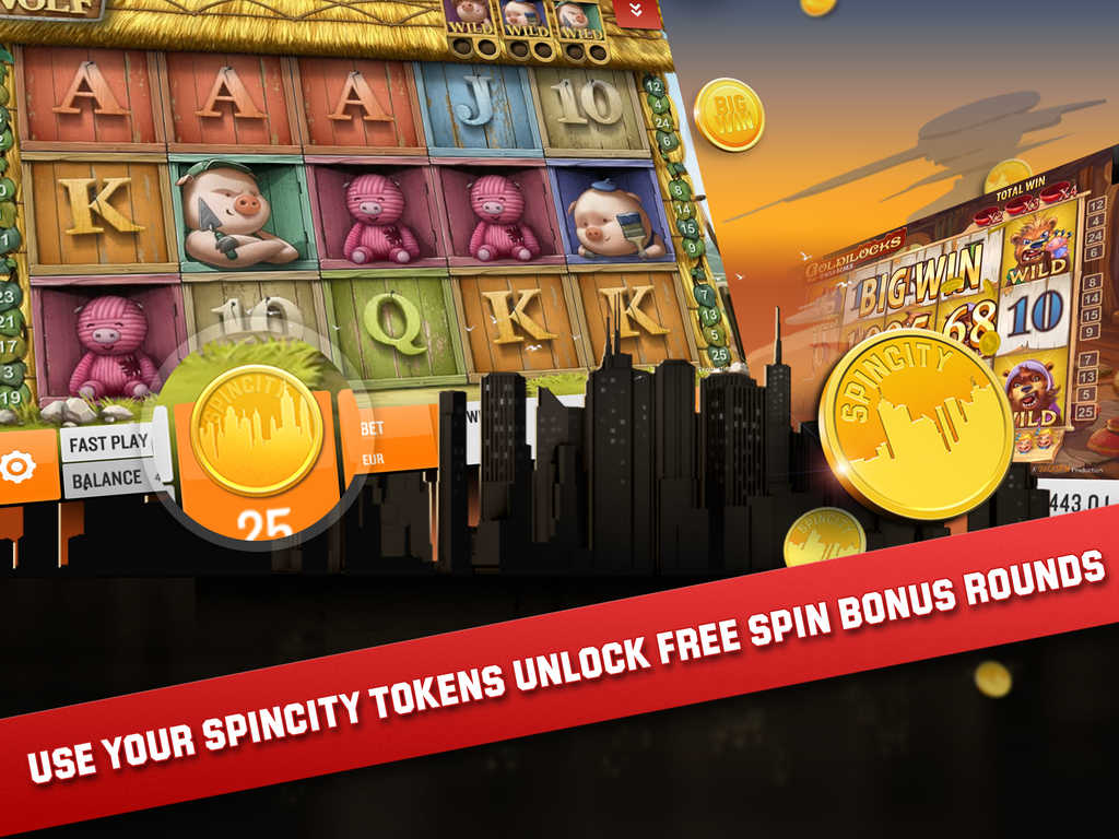 Unibet Spin City 2