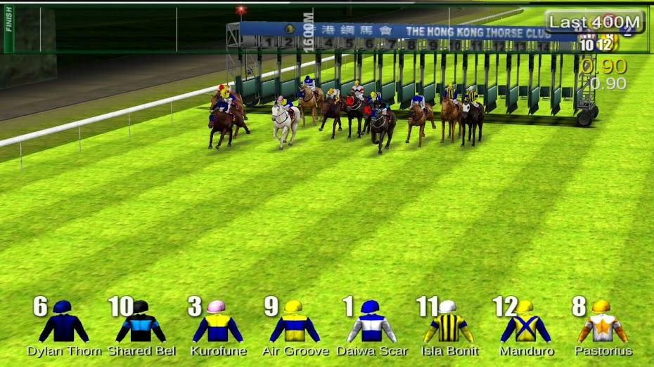 iHorse racing 2 iPhone