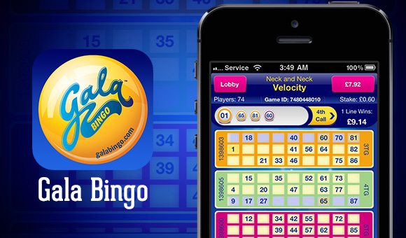 Gala-Bingo ios