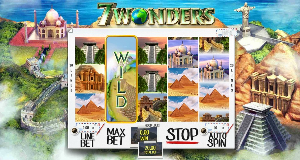 7 Wonders app