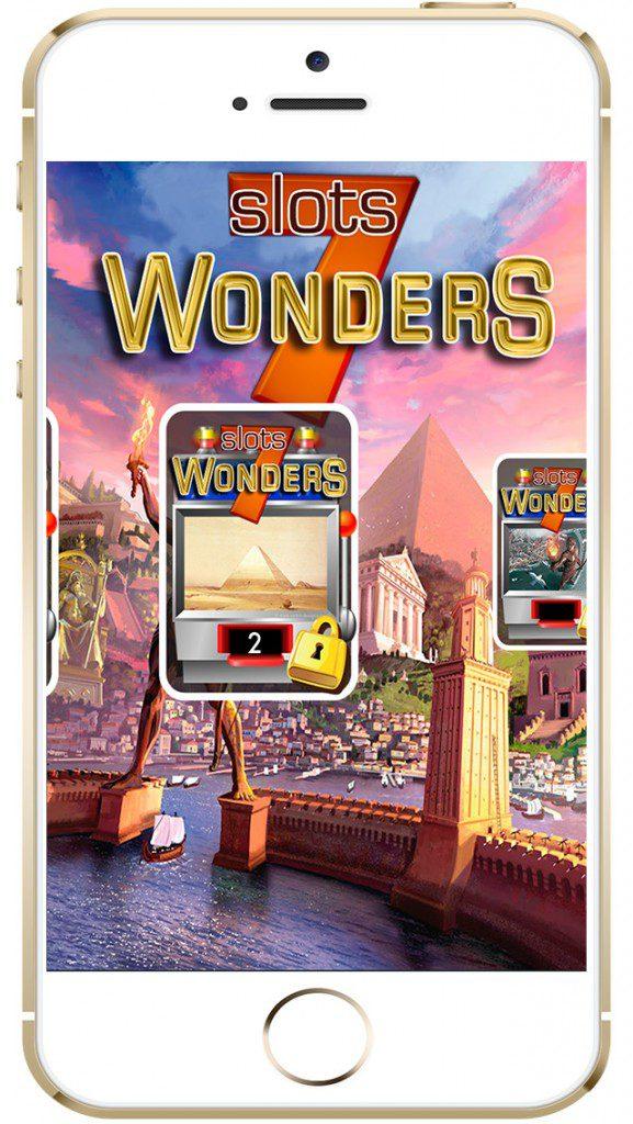 7 Wonders slots