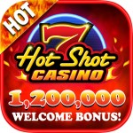 Hot Shot Free Slots Casino