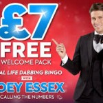 Ok! Fun Bingo with Joey Essex